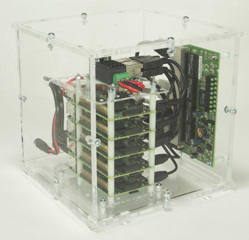 PicoCluster 5-node 1