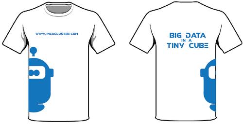 PicoCluster t-shirt